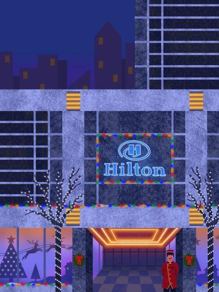 Hilton Hotel NY