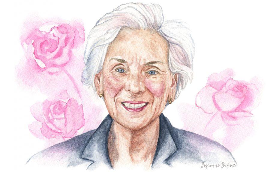Woman Portrait (editorial)