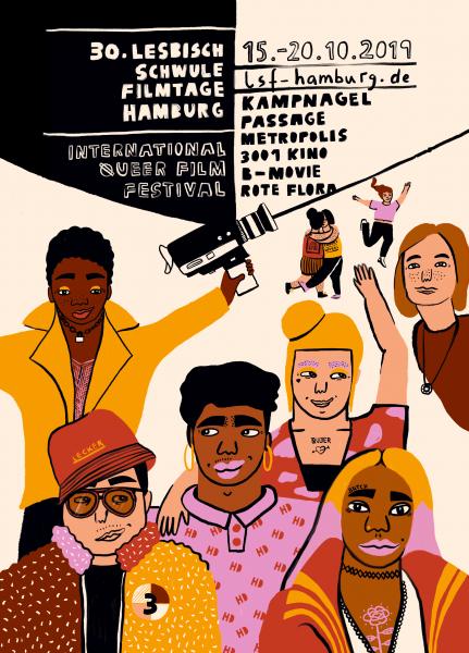 International queer film festival