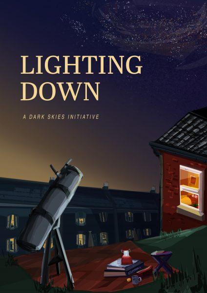 Lighting down