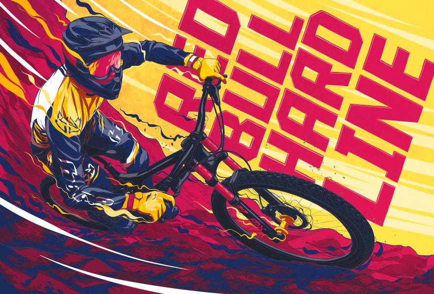 Red Bull Hard Line