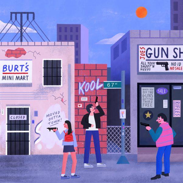 NYC Gun laws