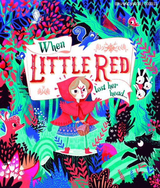When Little Red Lost Her Head