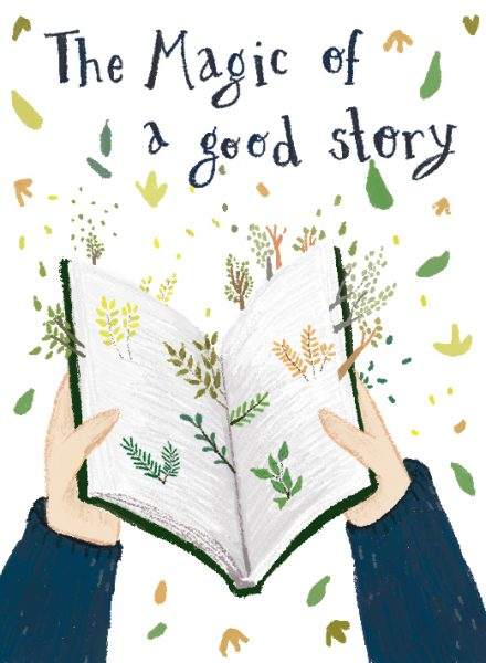 The magic of a good story