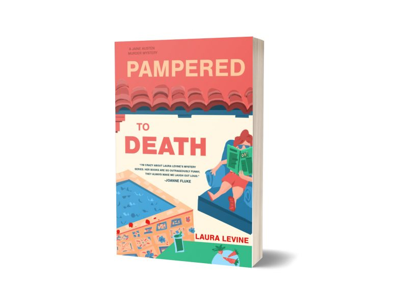 Pampered to Death Mock Up
