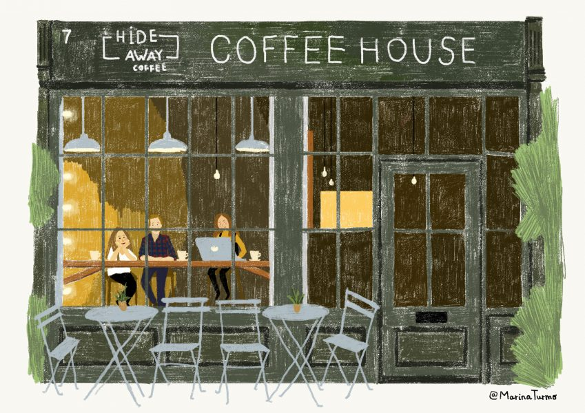 Hide Away Coffee House