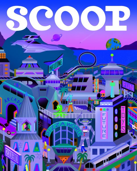 Scoop Magazine Cover