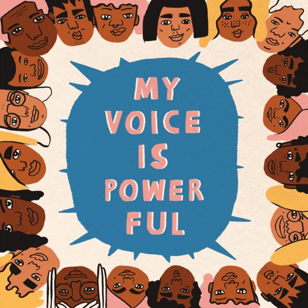 MY VOICE IS POWERFUL