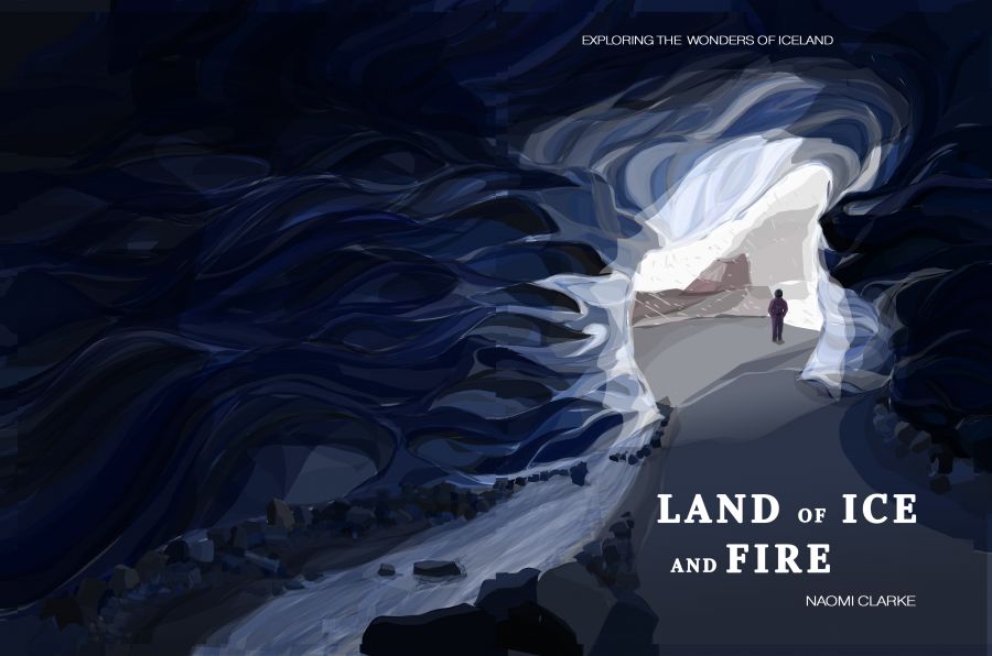Land of Ice and Fire Front Cover
