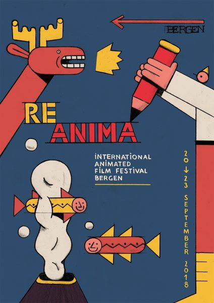 ReAnima Poster