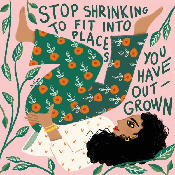 stop shrinking