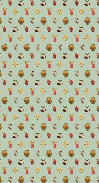 Pattern for present wrapper