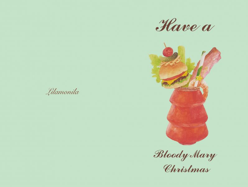 Have a Bloody Mary Christmas