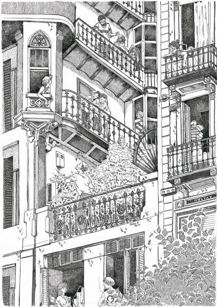 Calle Deseo (2019)