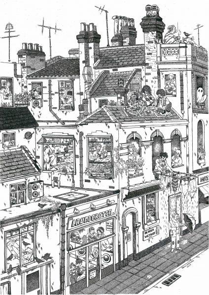 Peculiar Street (2019)