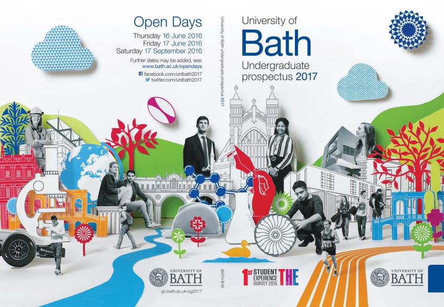 University of Bath Prospectus 2017