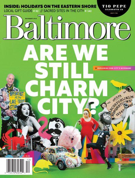 Charm City / Baltimore Magazine