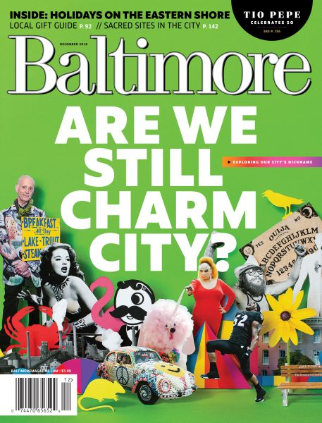Charm City / Baltimore Magazine