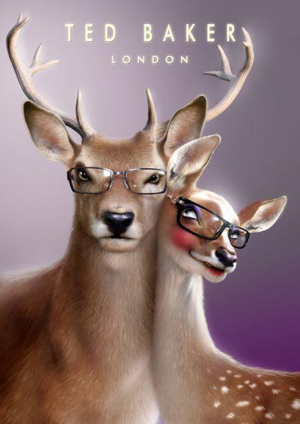 Deer / Ted Baker