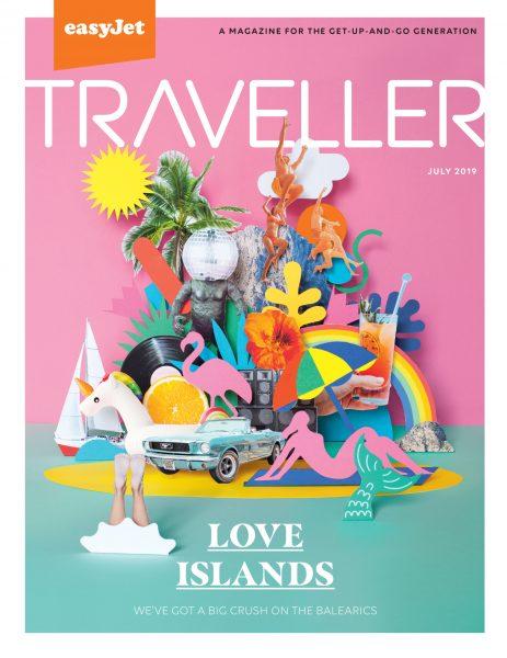 Love Island / Easyjet Traveller