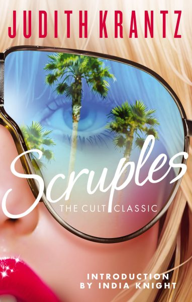 Scruples / Judith Krantz Book Cover