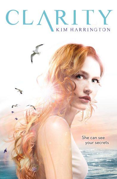 Kim Harrington / Clarity Cover