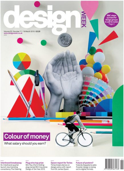 Colour of Money / Design Week