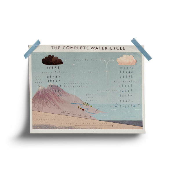 The Complete Water Cycle
