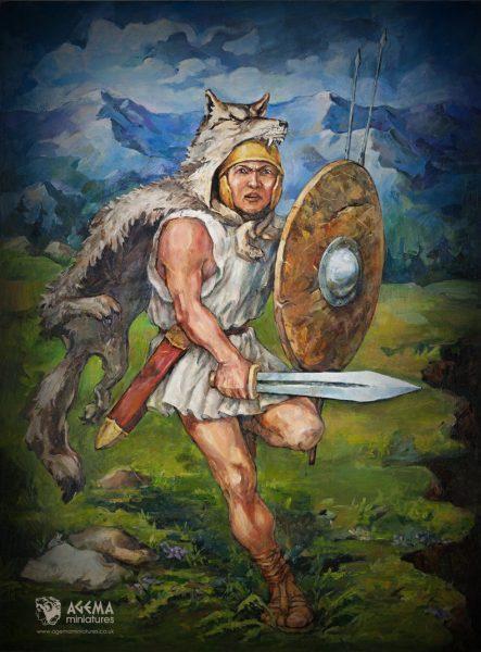Roma Warrior