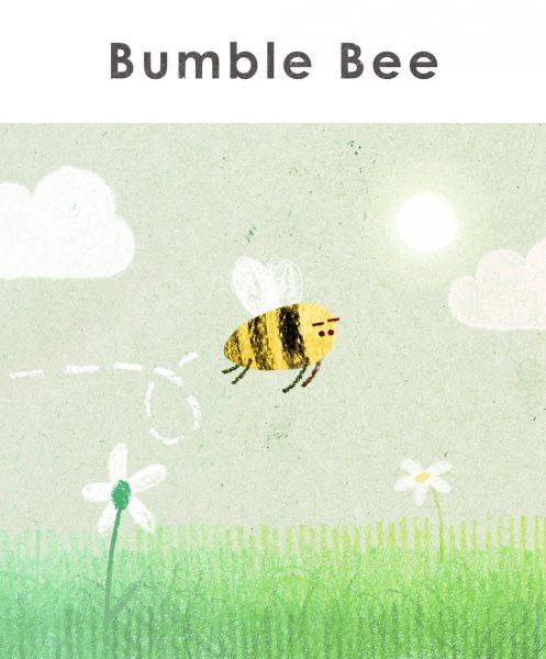 B for Bumblebee