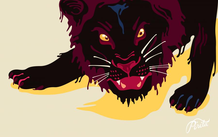 Pirita Tolvanen: Black Lion