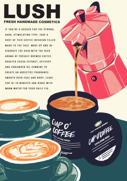 Cup 'O Coffee Scrub