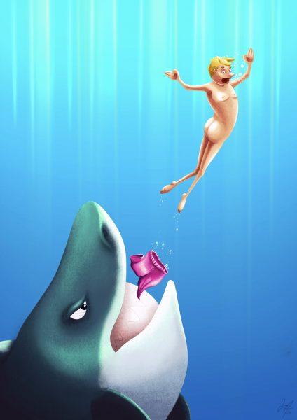 Editorial- Shark Attack