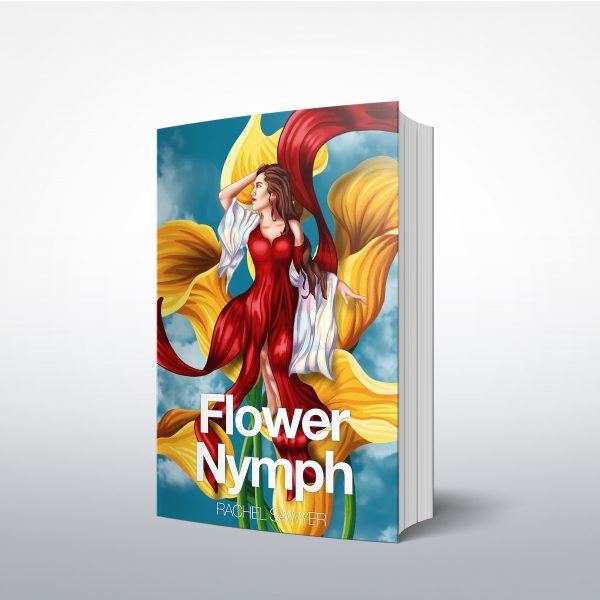 Flower Nymph Book Cover