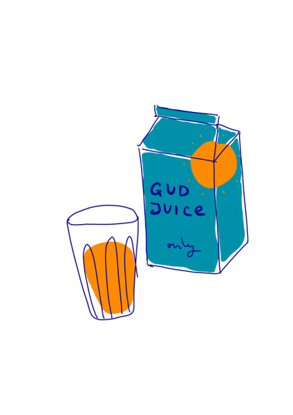 Good Juice only