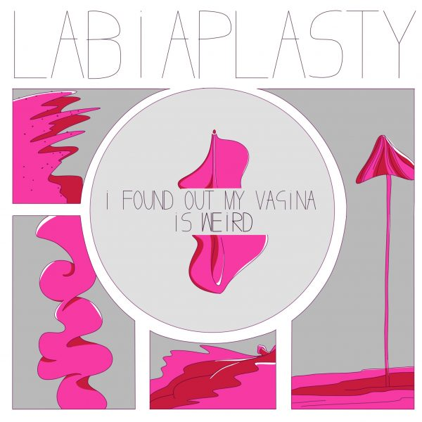 Labiaplasty, a comic