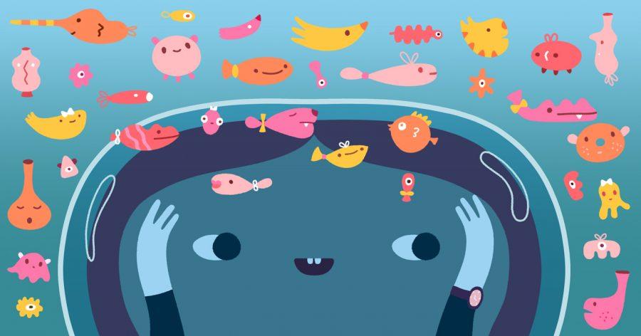 When We Grow Up: Marine Biologist