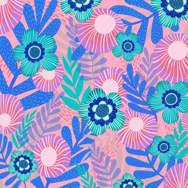 Flower Surface Design