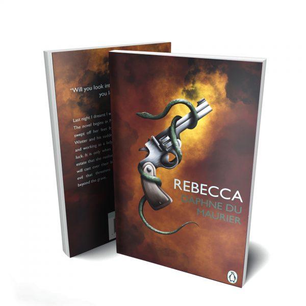 Rebecca Book Cover