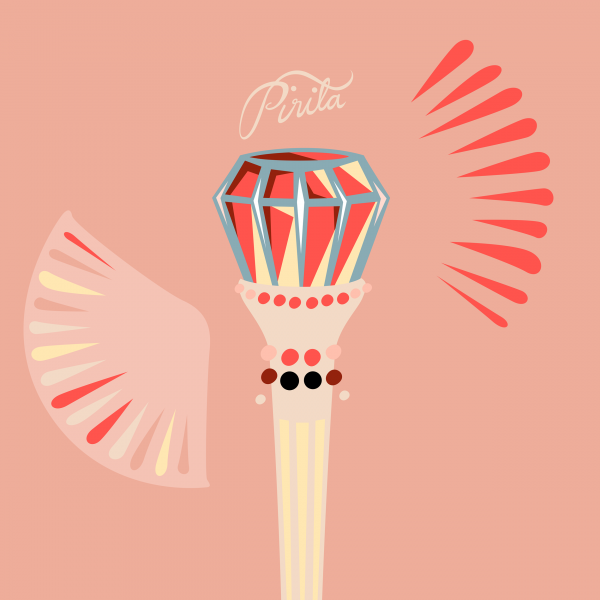 Pirita Tolvanen: Sceptre Pastel