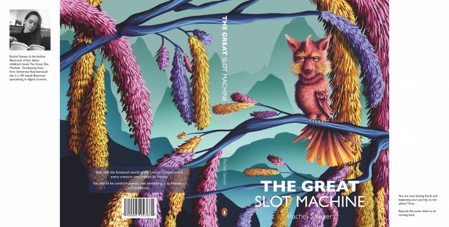 The Great Slot Machine- Children's Book