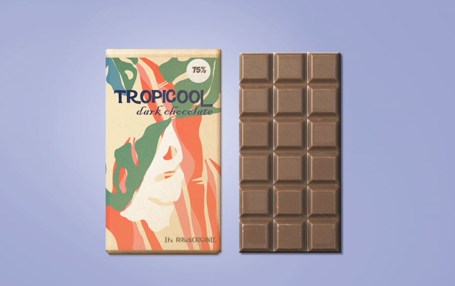 Tropicool DARK CHOCOLATE