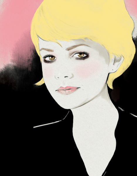 Carey Mulligan Portrait What I Love About Movies