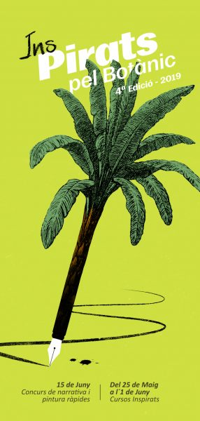 10_Valencia´s Botanic Garden Poster