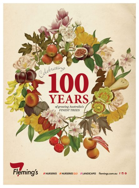 100 Years / Fleming's Nursery