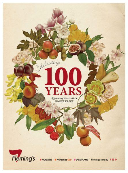 100 Years / Fleming's Nursery