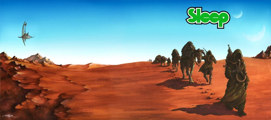 Dopesmoker Sleep, Southern Lord Records