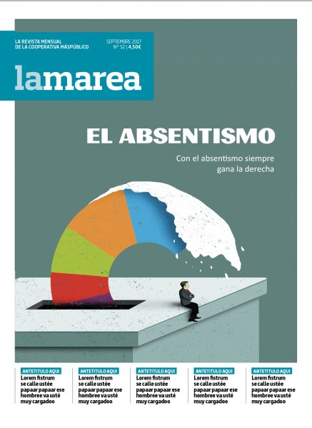 5_Absenteeism Cover for La Marea