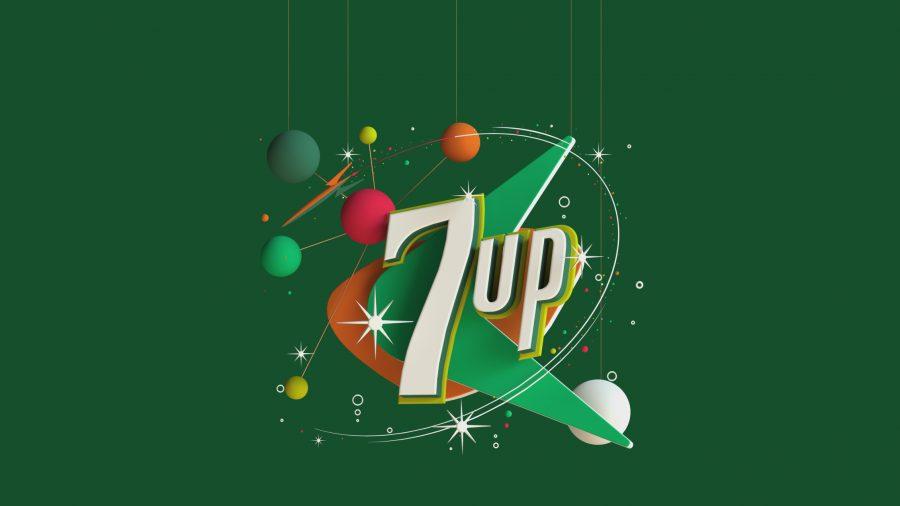 Logo / 3D 7UP