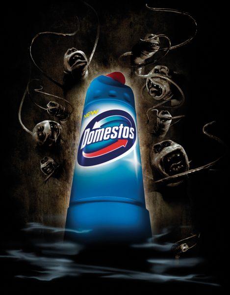 Domestos Germs